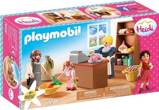 Playmobil 70257 Keller's Village Shop