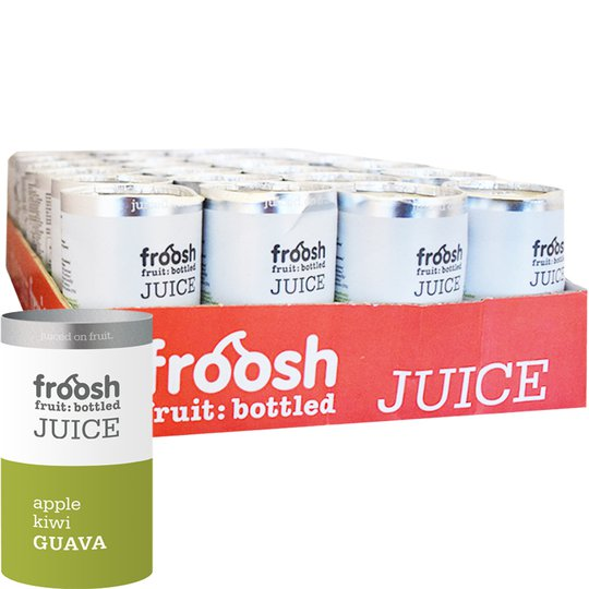 Juice Äpple, kiwi & guava - 50% rabatt