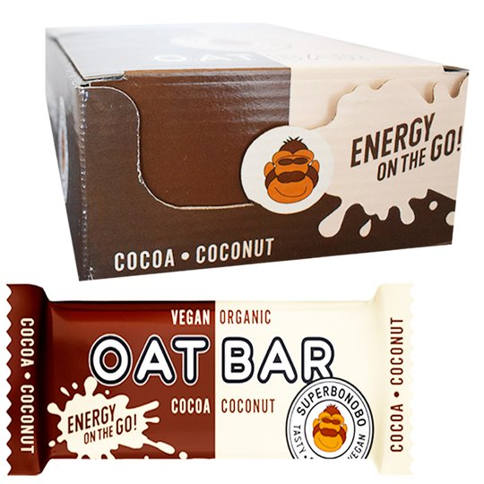 Oatbar Kakoa & Kokosnöt 20-pack - 36% rabatt