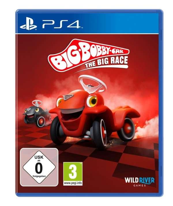 Big Bobby Car: The Big Race