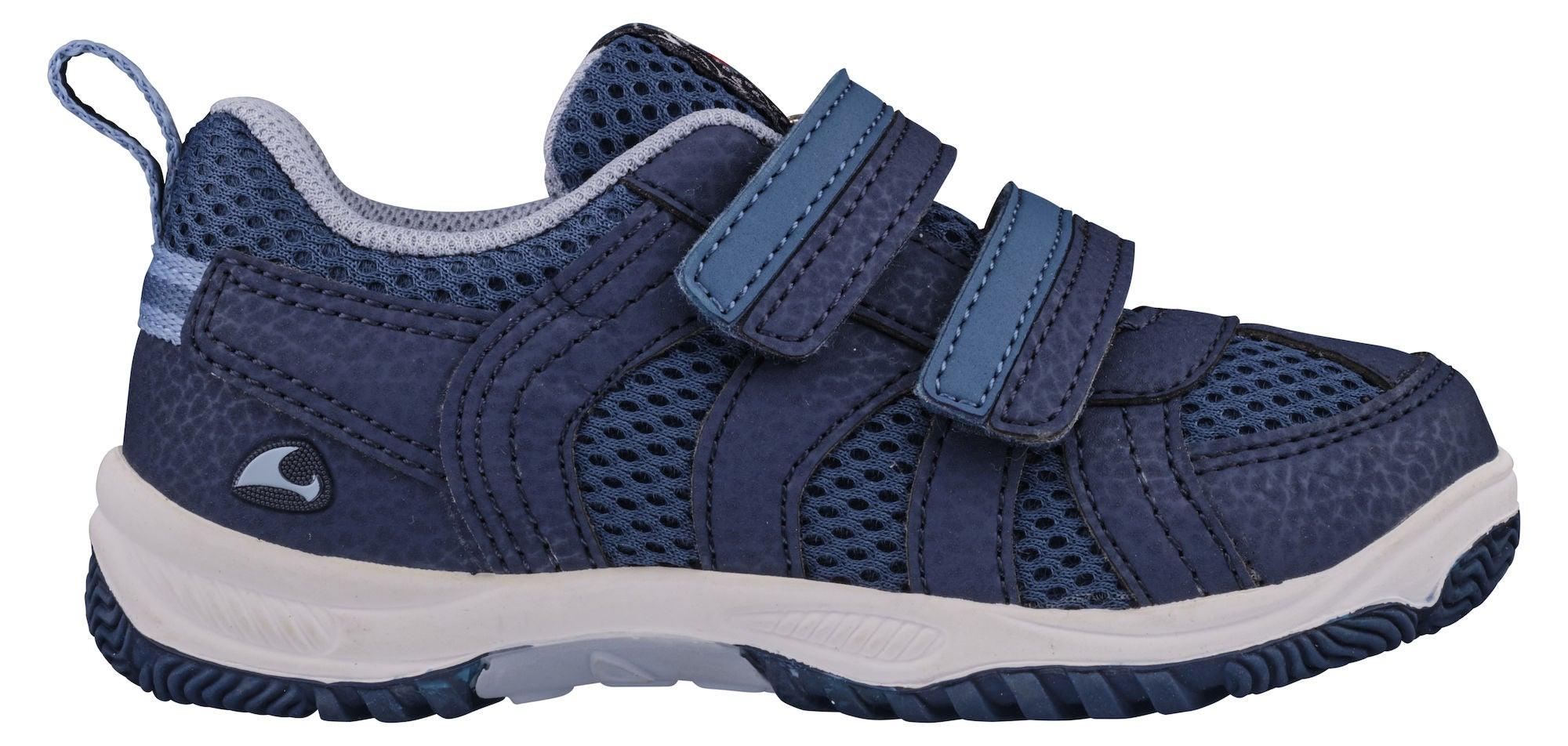 Viking Cascade 2.0 Sneaker, Navy/Denim, 22