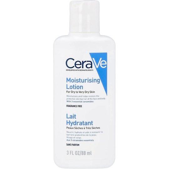 Moisturising lotion (travelsize), 89 ml CeraVe Vartaloemulsiot