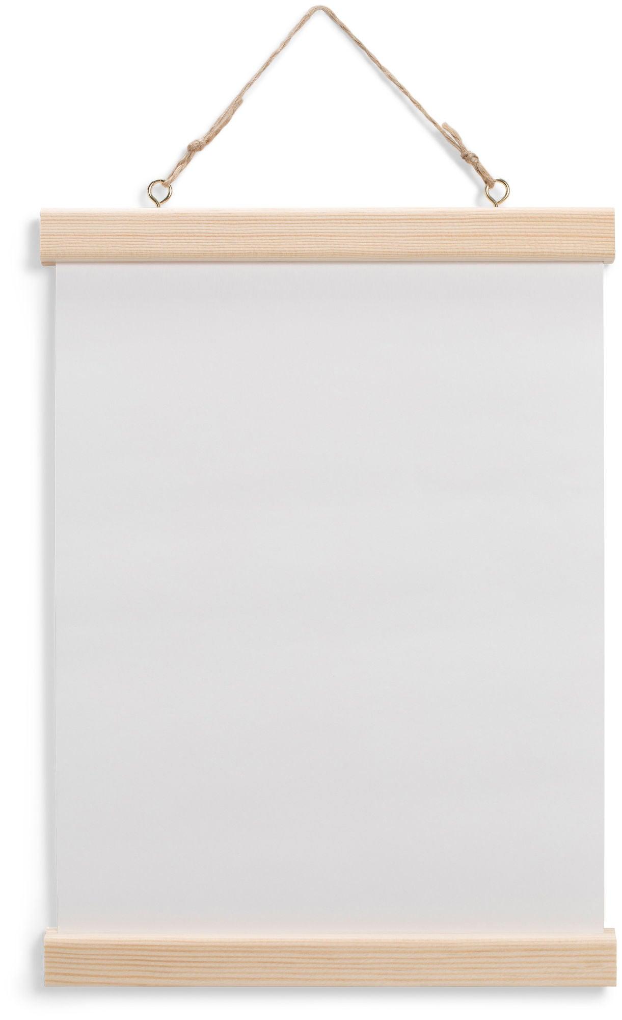 Minitude Julisteripustin 22 cm, Puunvärinen