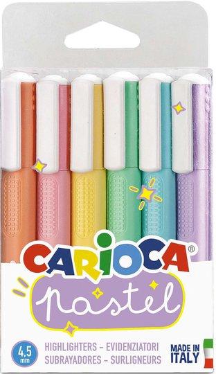 Carioca Markeringstusjer Pastell