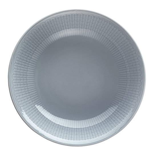 Rörstrand - Swedish Grace Tallrik djup 19 cm Is