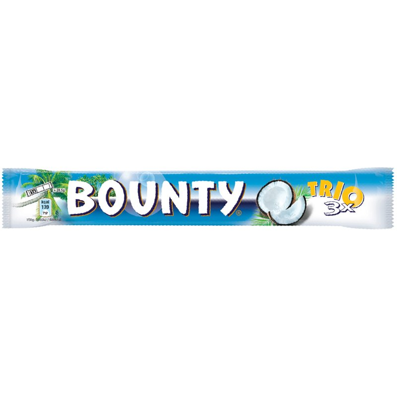 Bounty Trio - 27% rabatt