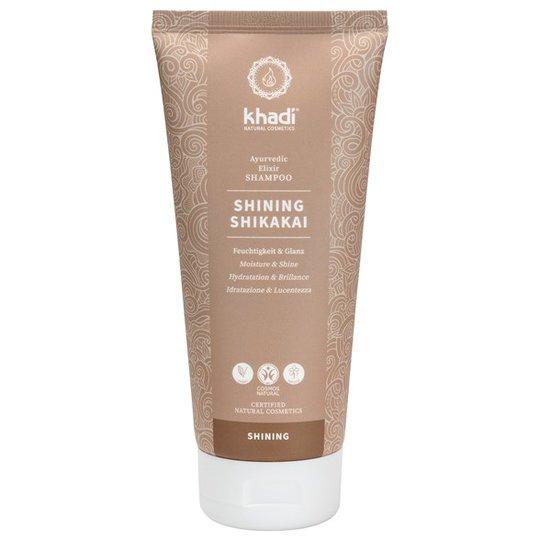 Khadi Shining Shikakai Ayurvedic Elixir Shampoo, 200 ml