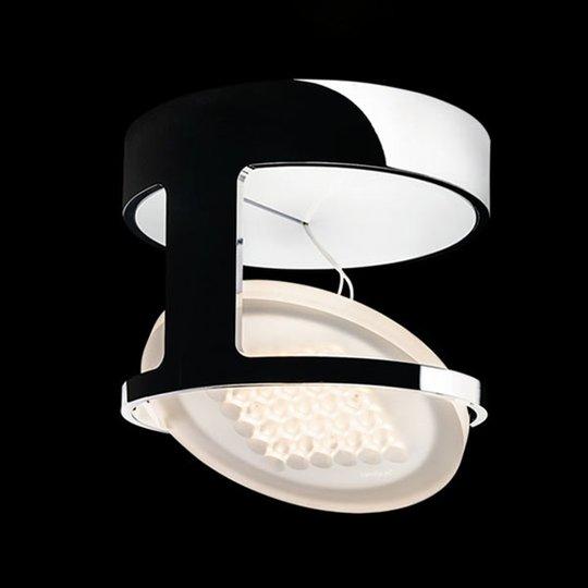 Nimbus Rim R 36 LED-kattovalaisin, kromi