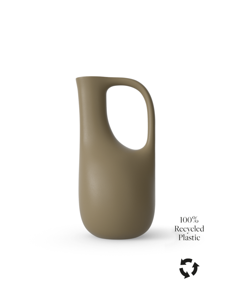 Ferm Living - Liba Watering Can - Olive (1104263875)