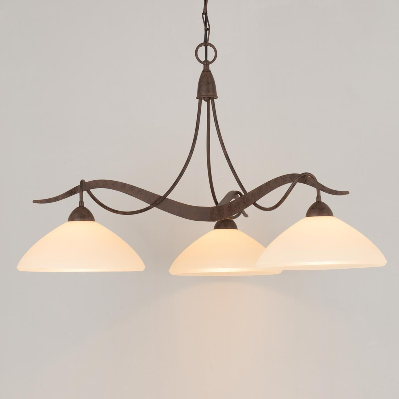 Riippuvalaisin Samuele 3-lampp. krema