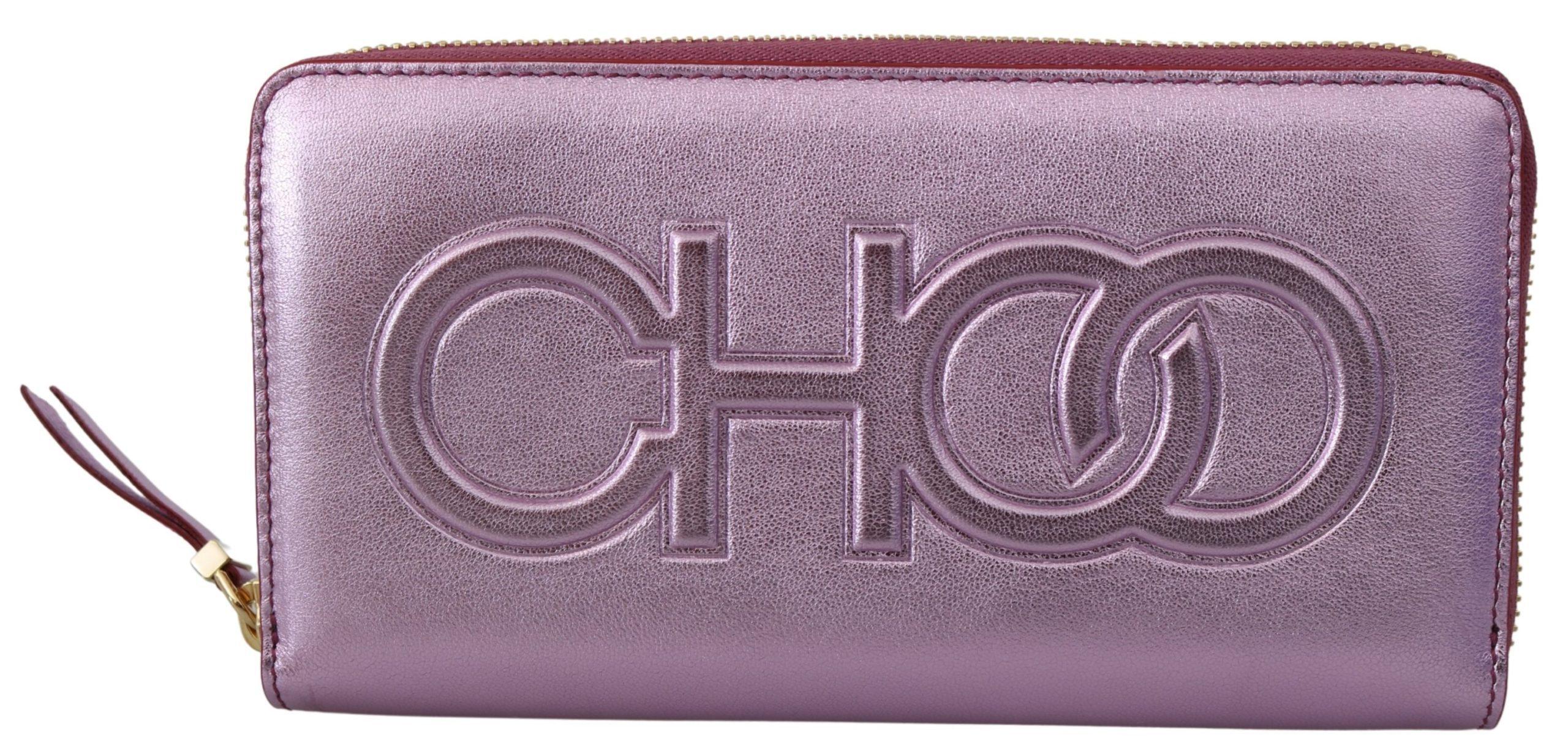 Jimmy Choo Women's Bettina Wallet Lilac 1436050
