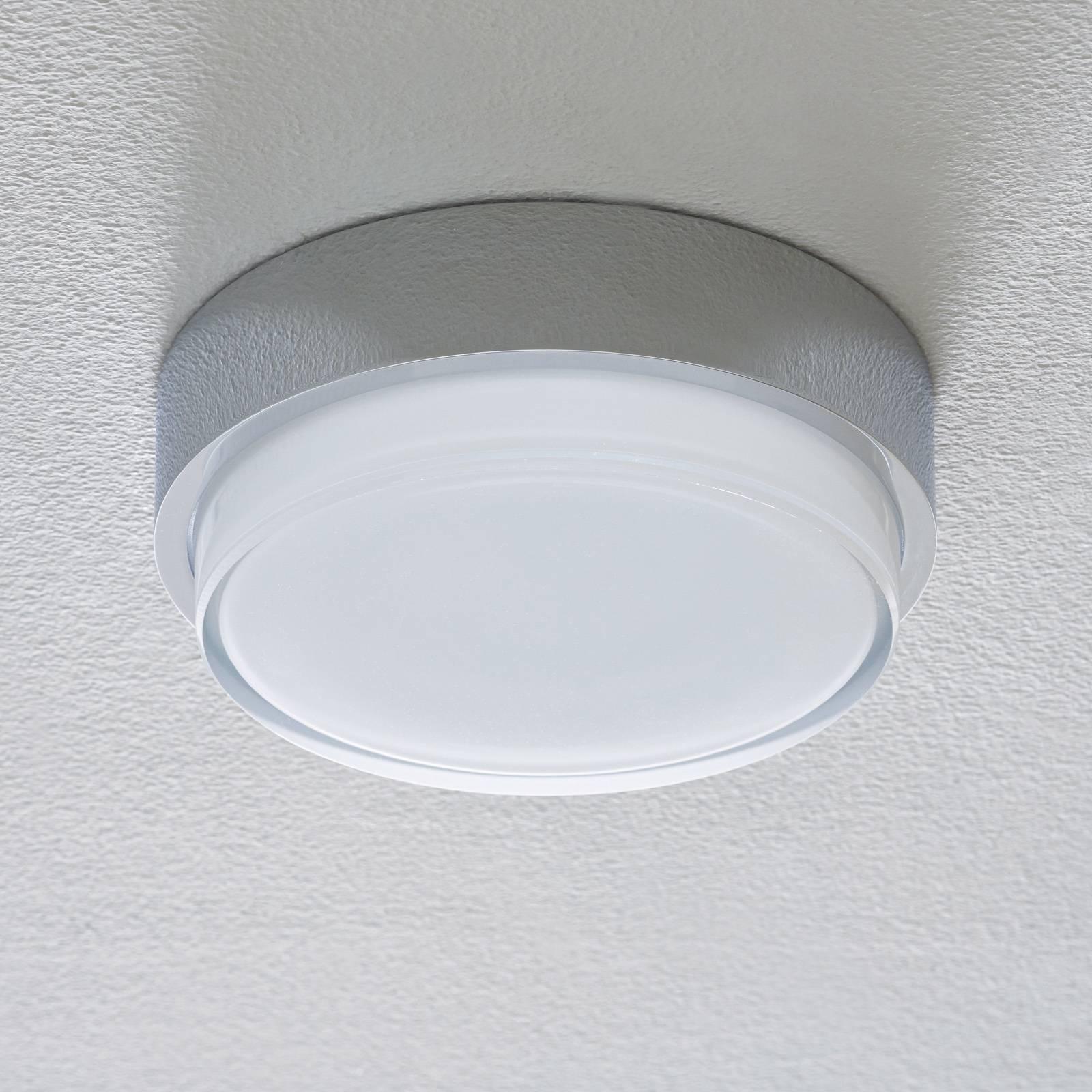 BEGA 50536 LED-kattovalaisin 930 kromi Ø21cm