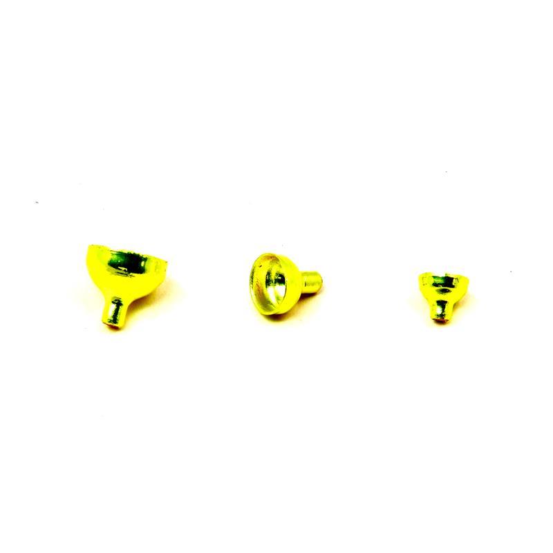 FITS Brass Turbo Tubes Yellow Met S Frödin Flies