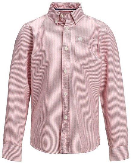 PRODUKT Oxford Skjorte, Ribbon Red, 146-152