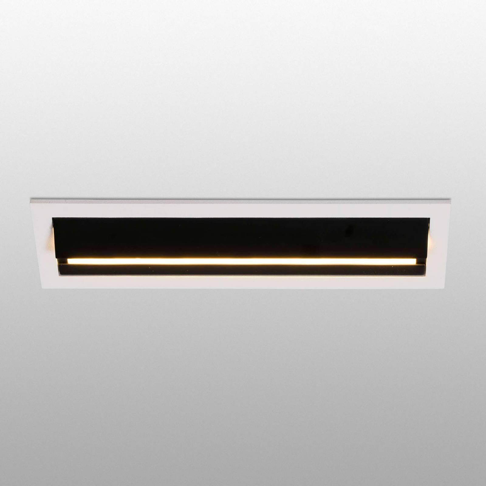 LED-Wallwasher Troop, uppovalaisin kehyksellä