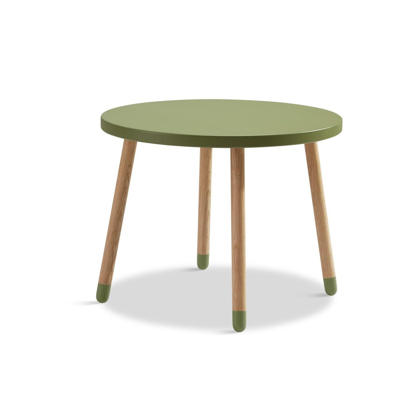 Barnbord FLEXA POPSICLE Kiwi grön Flexa