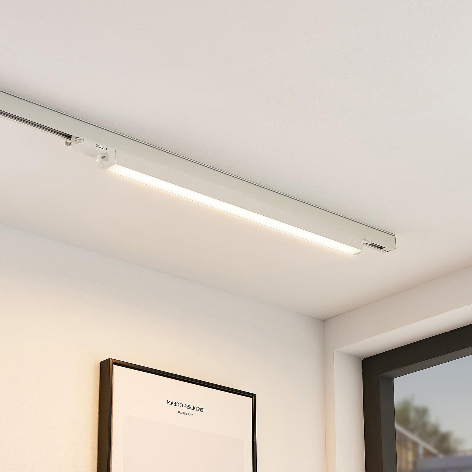 Arcchio Harlow -LED-valaisin valkoinen 69cm 3000K