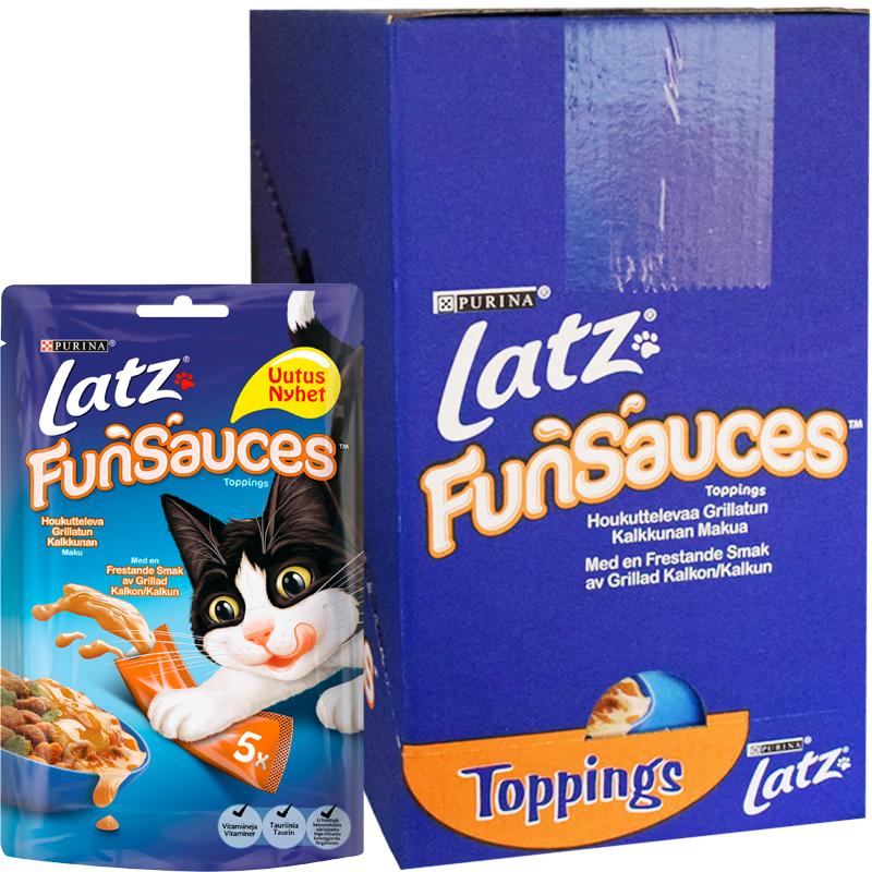 Kissanruoka Kalkkuna 12kpl - 88% alennus