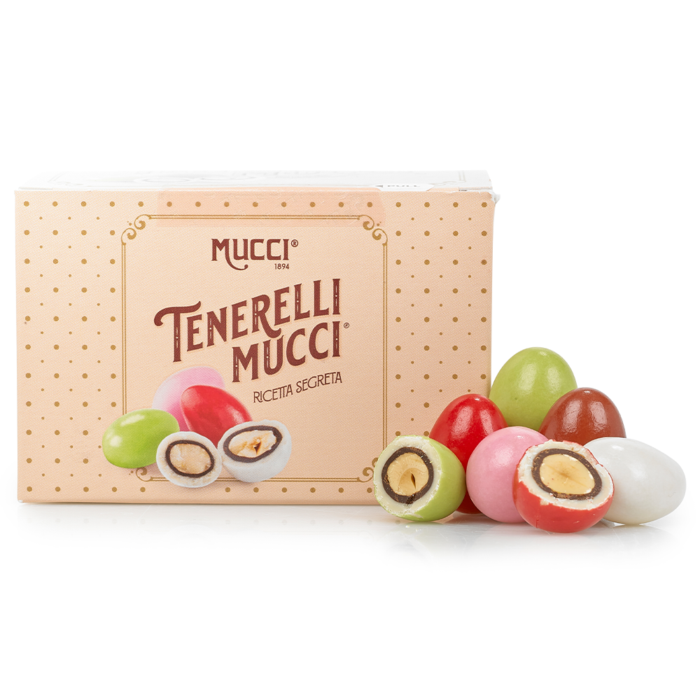Tenerelli Dragees by Mucci 280g