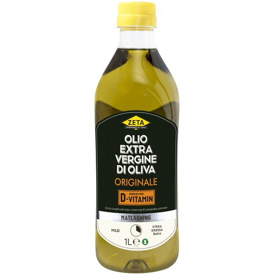 """Oliiviöljy """"D-vitamiini"""" 1L - 50% alennus"""