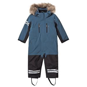 Lindberg Colden Vinteroverall Petrolblå 90 cm (1,5-2 år)