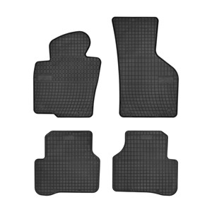 Kumimatto, sisätila, VW PASSAT B6, PASSAT B6 Variant, PASSAT B7, PASSAT B7 Skåp / kombi, PASSAT B7 Variant, PASSAT CC B6