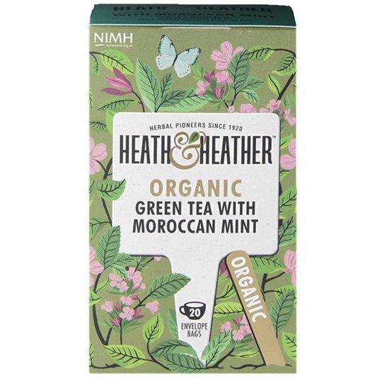 Grönt Te Moroccan Mint 20-pack - 24% rabatt