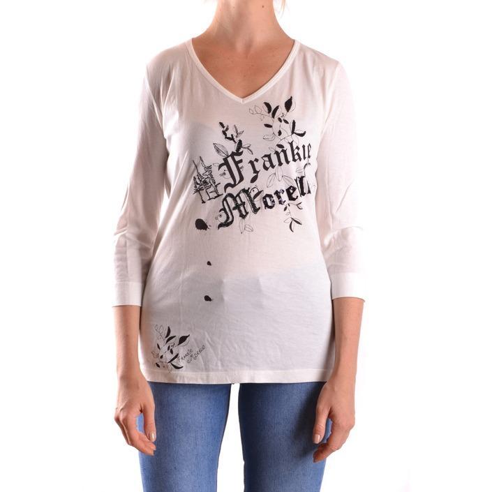 Frankie Morello Women's T-Shirt White 169766 - white S