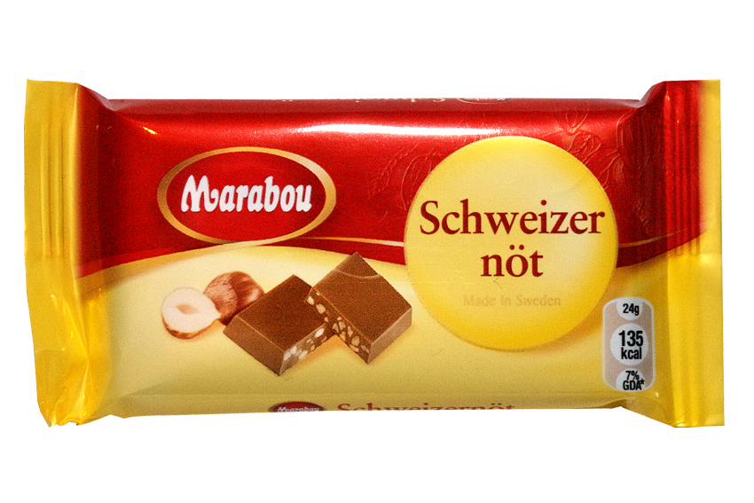 Chokladkaka Schweizernöt - 39% rabatt
