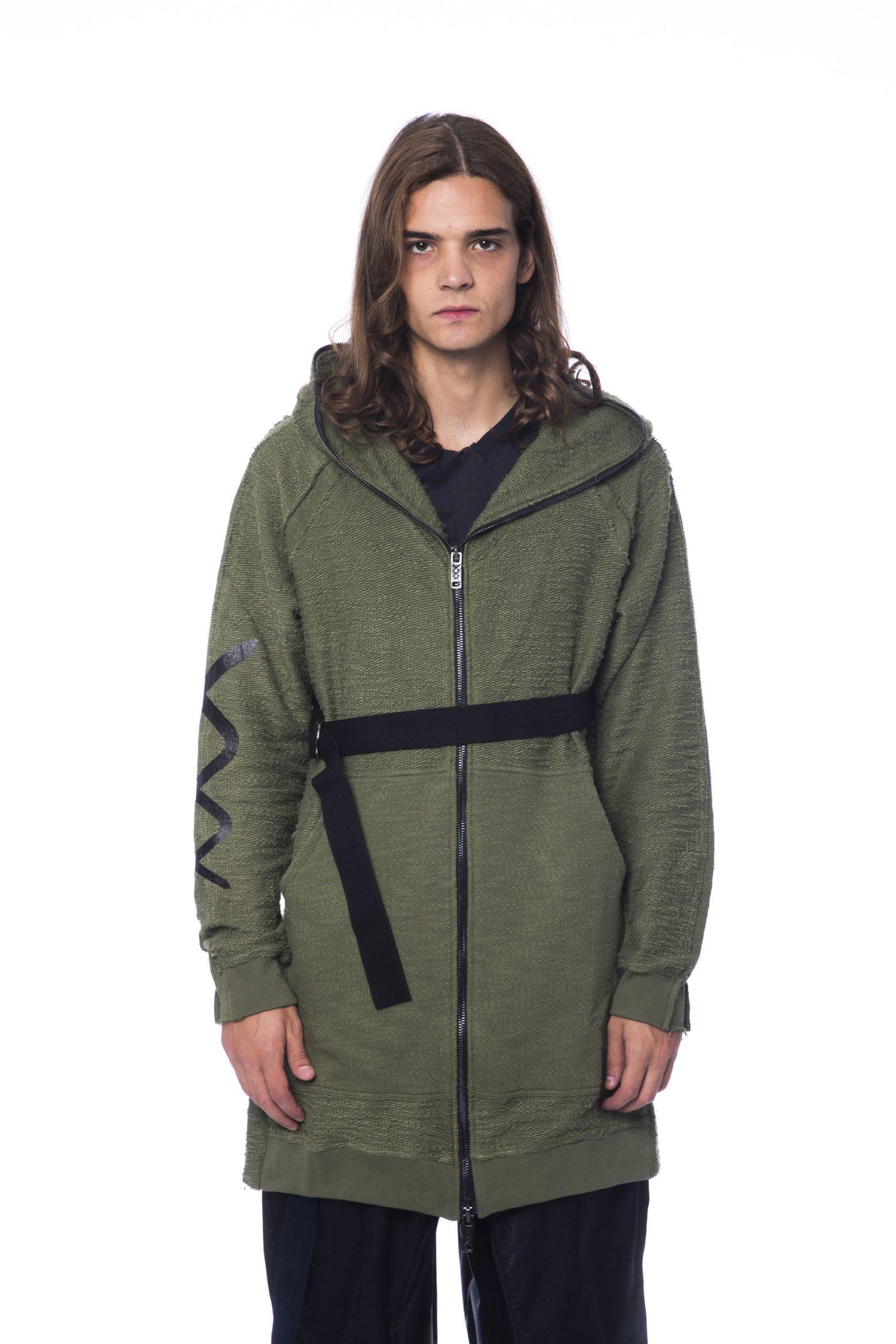 Nicolo Tonetto Men's Sweater Army NI1273169 - M