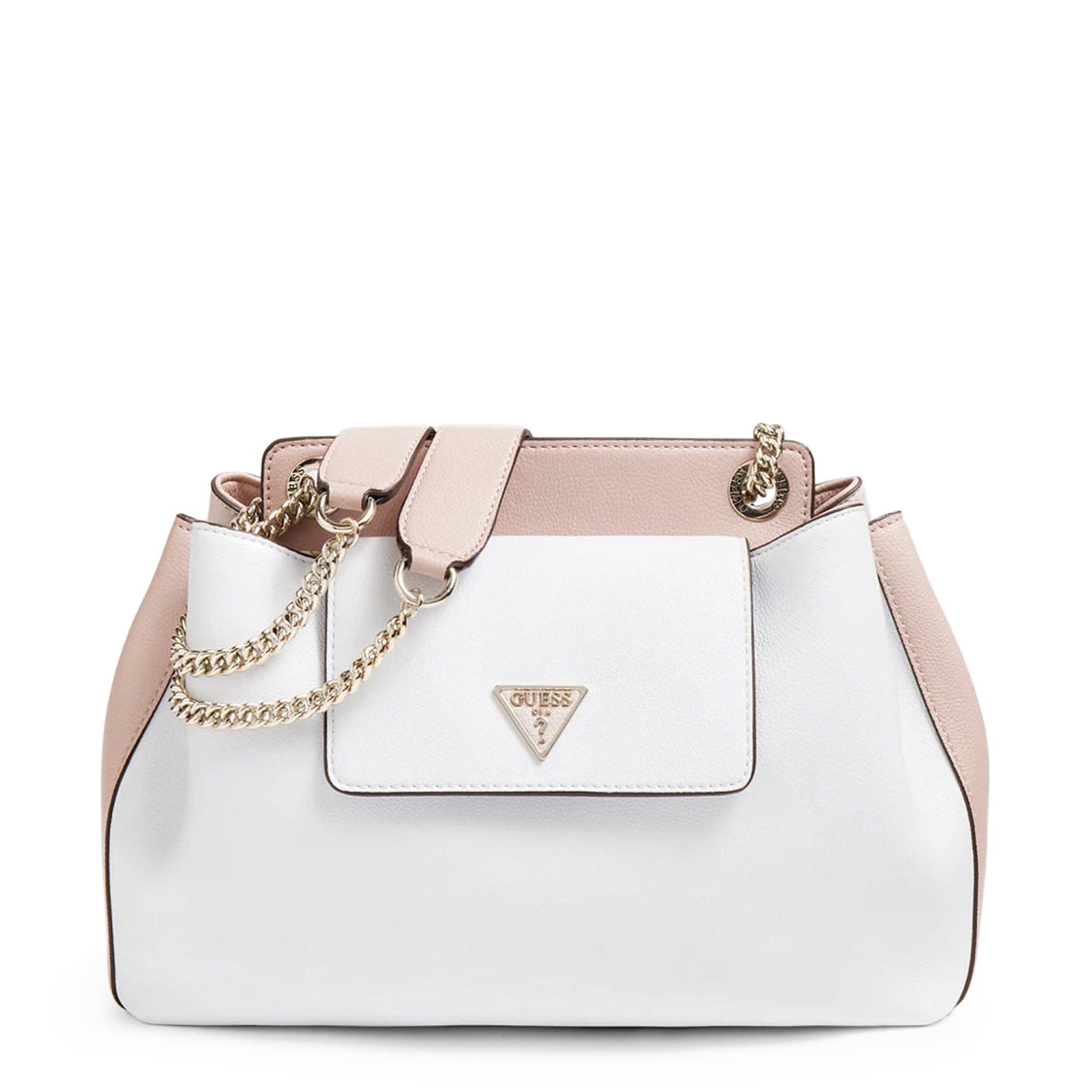Guess Women's Shoulder Bag Various Colours Sandrine_HWVG79_65090 - white NOSIZE