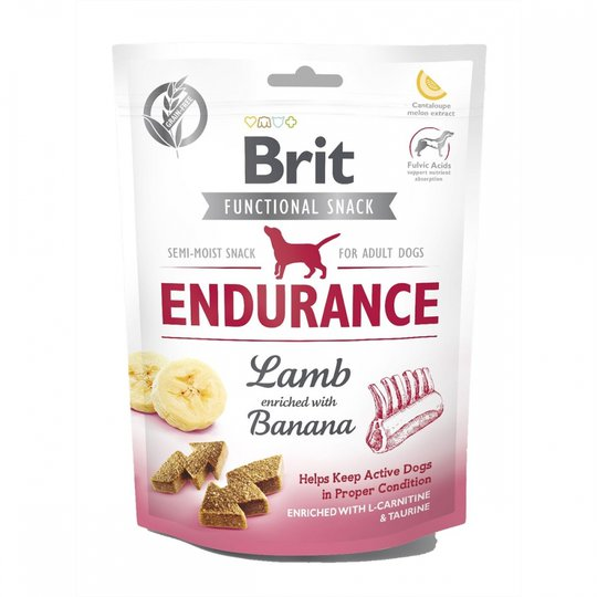Brit Care Functional Snack Endurance Lamb