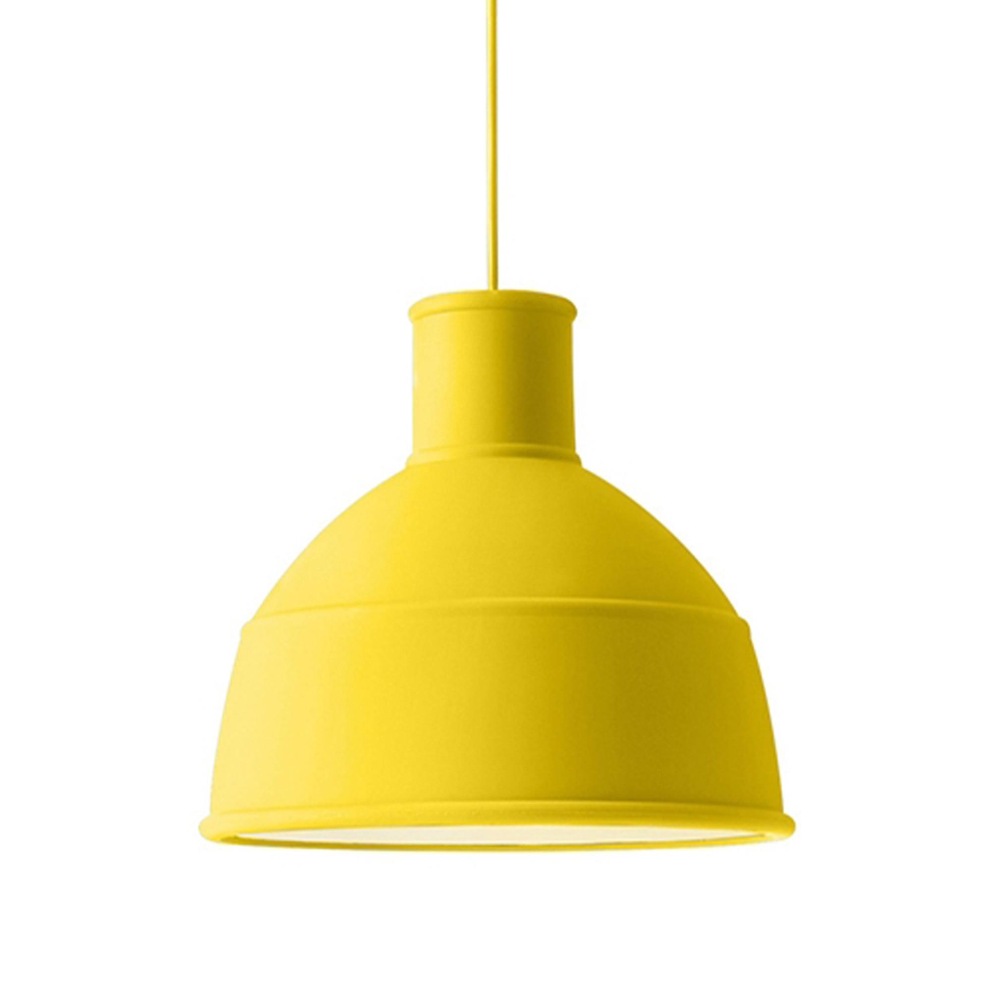 Muuto Lampa Unfold gul