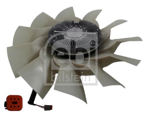 Tuuletin (moottorijäähdytys) FEBI BILSTEIN 48452