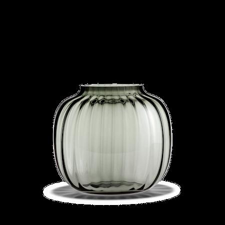 Primula Oval Vas Smoke H17,5 cm