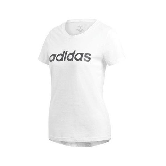 Adidas Essential Slim Tee, White
