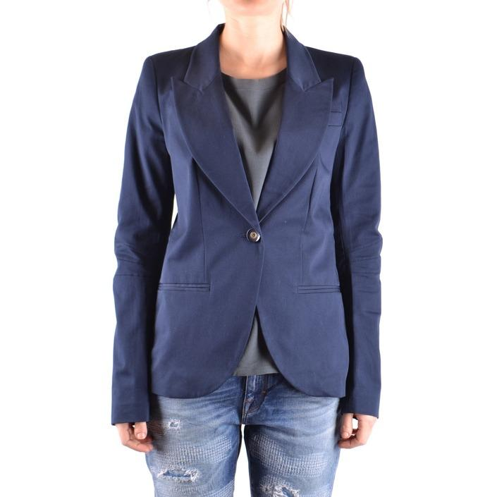 Pinko Women's Blazer Blue 161019 - blue 46