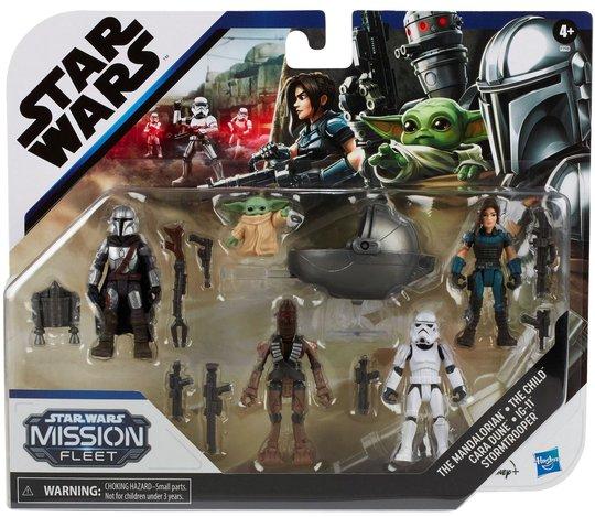 Star Wars Mission Fleet Figur Defend The Child