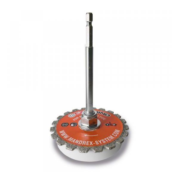 Mandrex Ezygrind Putkileikkuri 40-80 mm