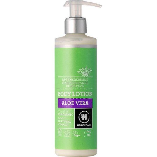 Aloe Vera, 245 ml Urtekram Vartalovoiteet