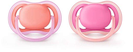Philips Avent Ultra Air Smokk 6-18m, rosa
