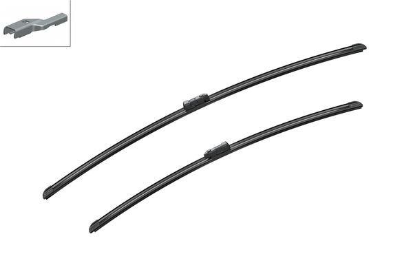 Flatbladesats A501S