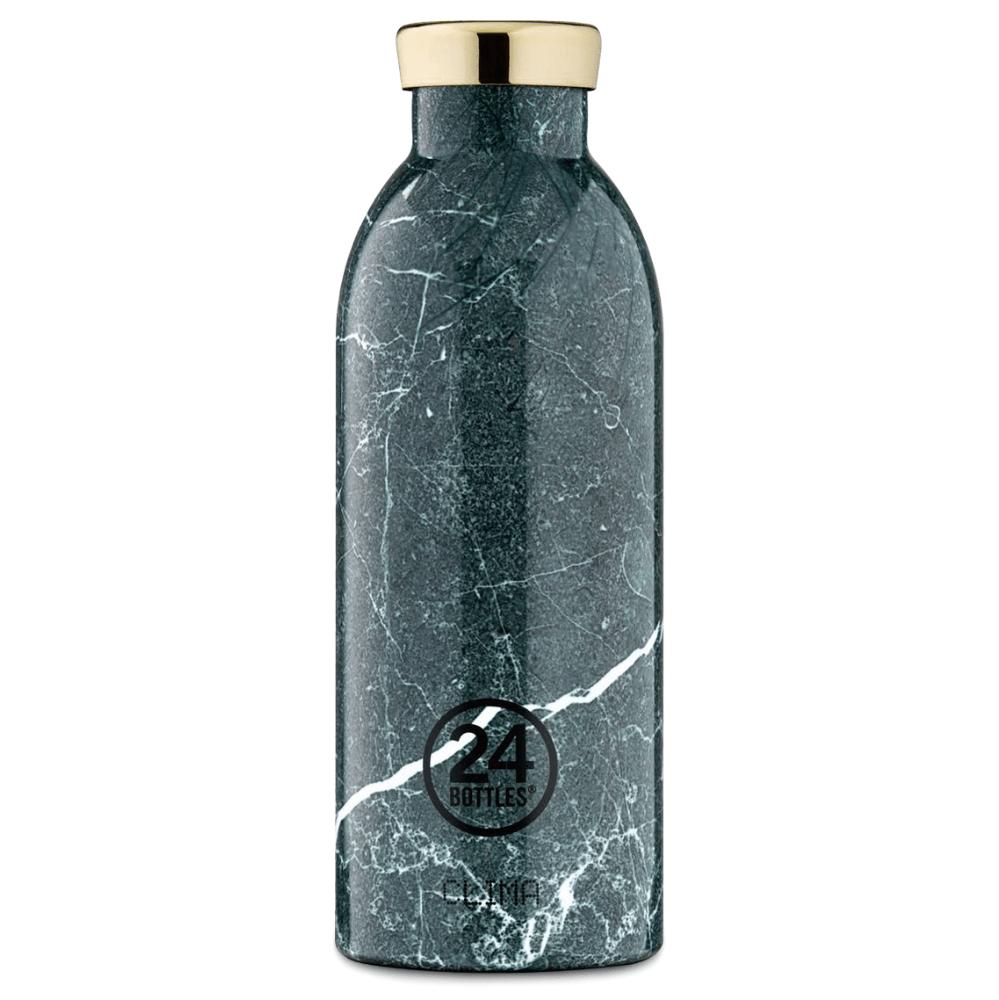 24 Bottles - Clima Bottle 0,5 L - Green Marble (24B534)
