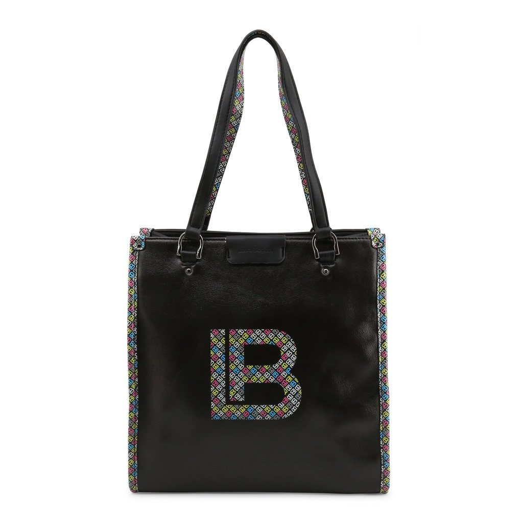 Laura Biagiotti Women's Shoulder Bag Various Colours Milla_108-1 - black NOSIZE
