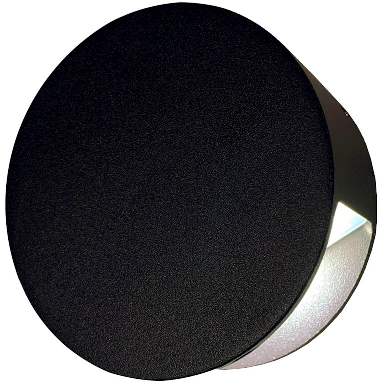 LightsOn Vägglampa Nero svart 5101