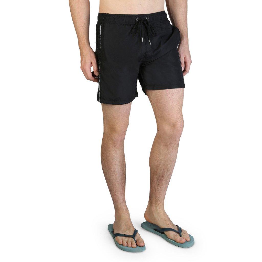 Karl Lagerfeld Men's Swimwear Various Colours KL21MBM03 - black S