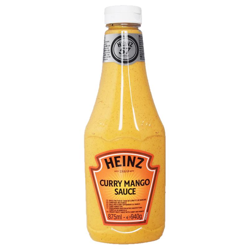 "Sås ""Curry Mango Sauce"" 875ml - 75% rabatt"