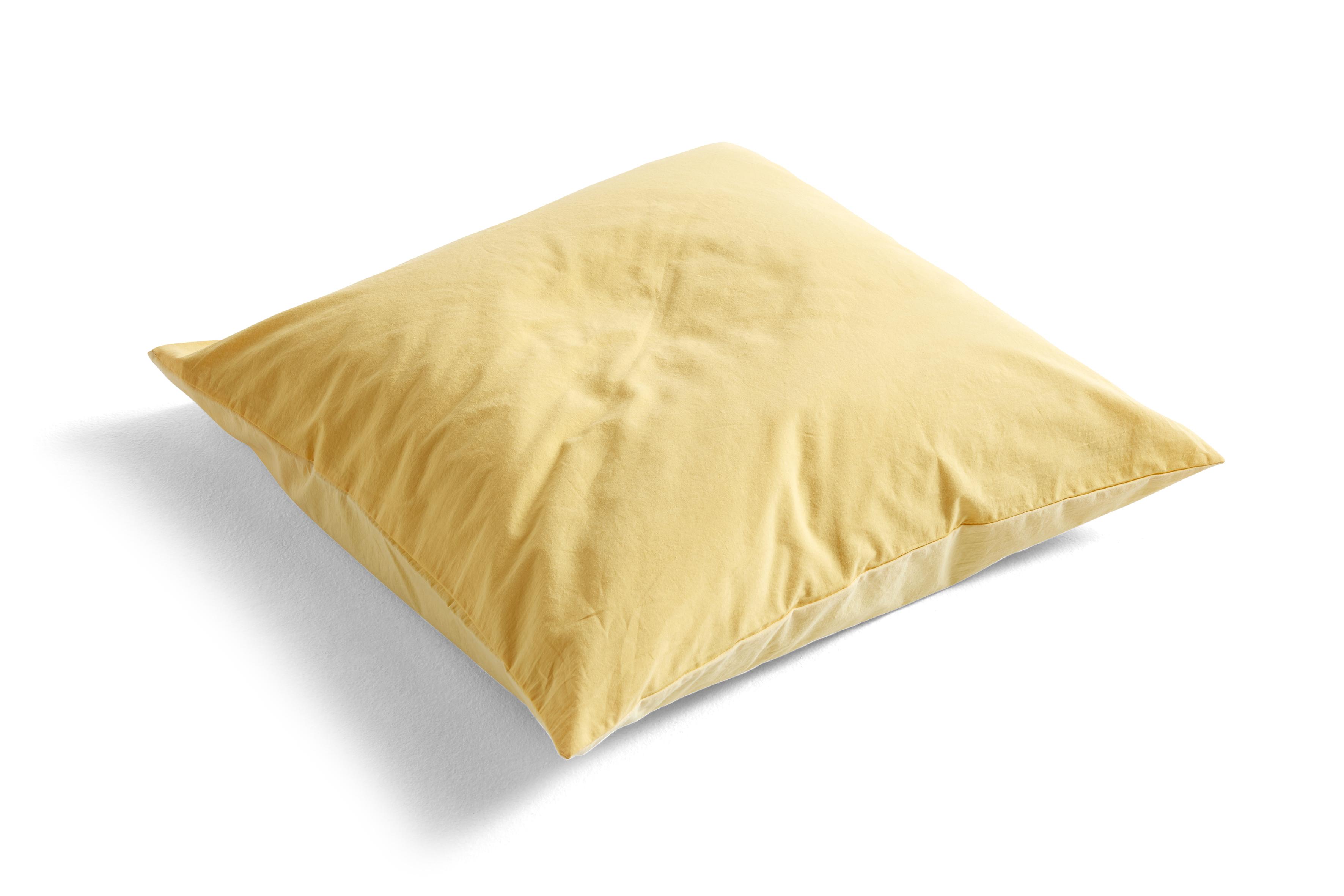 HAY - Duo Pillow Cover 63 x 60 cm - Golden Yellow (540847)