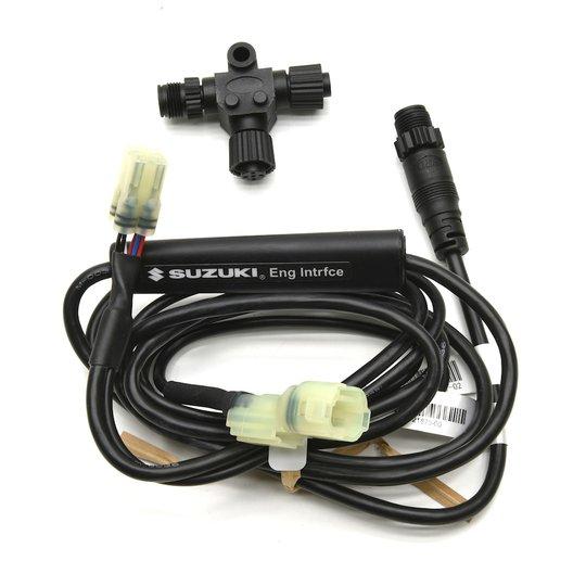 Lowrance / Navico kopplingskabel för motordata Suzuki