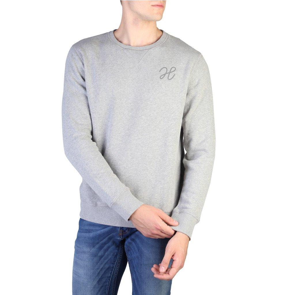 Hackett Men's Sweatshirt Grey HM580580 - grey XXL